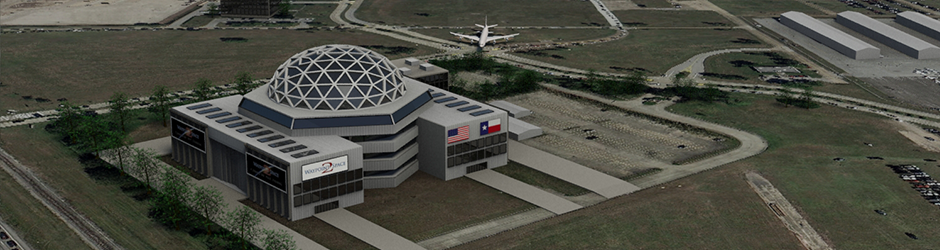 The new Waypoint 2 Space Spaceflight Training Facility, coming in 2014